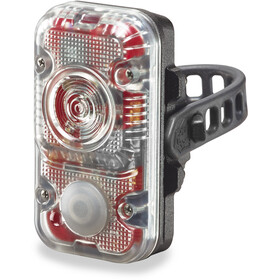 Lupine Red Light Bike Light StVZO white/black